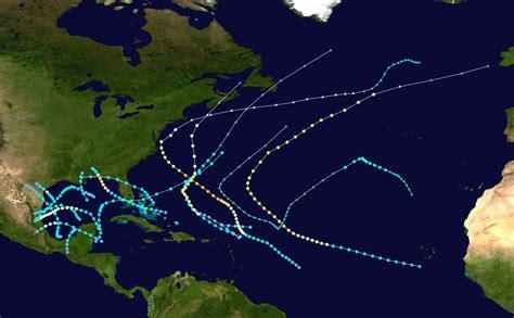 1936 Atlantic Hurricane Season Wikipedia
