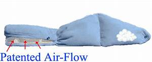 face down breathe easy pillow With breathe easy pillow