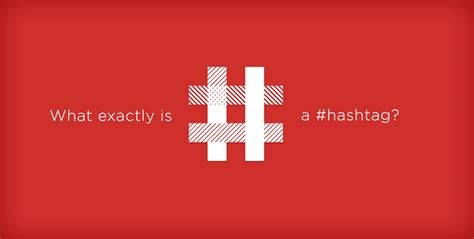 what exactly is a hashtag rhyme and reason design
