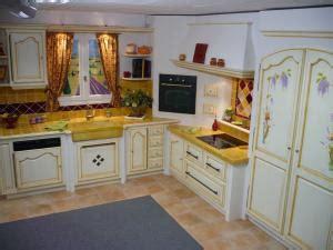 modeles de cuisines décoration cuisine provençale