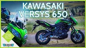 Essai Versys 650 : essai moto kawasaki 650 versys 2017 youtube ~ Medecine-chirurgie-esthetiques.com Avis de Voitures