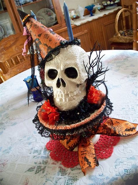 funny cute ideas  halloween table decorations