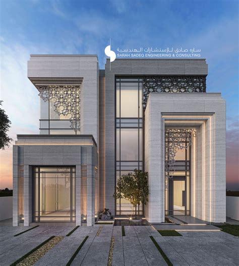 house architecture plans 500 m villa kuwait sadeq architects
