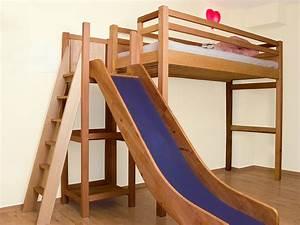 Kinderbett Mit Rutsche : hochbetten mit rutsche angebote auf waterige ~ Orissabook.com Haus und Dekorationen