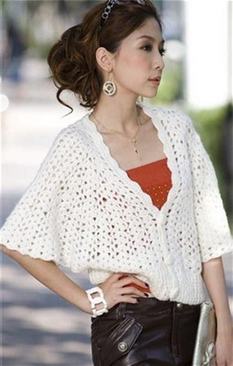 openwork crochet jacket  pattern crochet kingdom