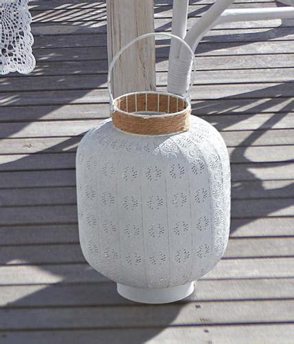 Deko Für Den Balkon by Romantisch Windlicht Aus Metall Bild 11 Living At Home