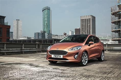 New Ford Fiesta Starts To Arrive At Uk Dealers