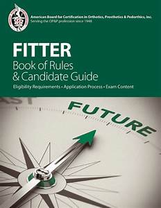 Fitter Candidate Guide