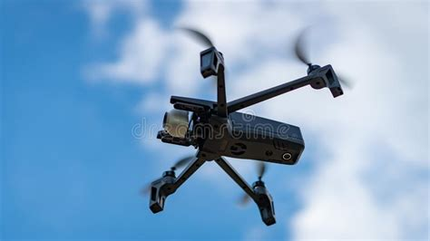 parrot anafi drone   air editorial stock photo image  copter epic