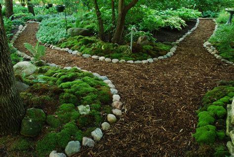 gardening moss rotary botanical gardens hort blog making of a moss garden