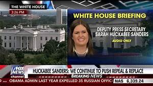 John Roberts Walks Out Of Audio-Only Press Briefing Early ...