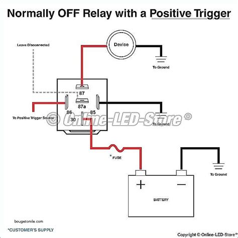 wiring diagram for a 5 pin relay auto diagram