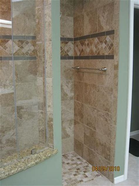 ceramictec florida curbless walk in waterproofed tile