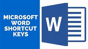 Microsoft Word Keyboard Shortcuts And Hacks