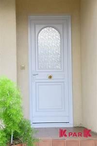 Porte Vitrée Pvc : porte d 39 entr e vitr e pvc mod le turner portes d 39 entr e ~ Melissatoandfro.com Idées de Décoration