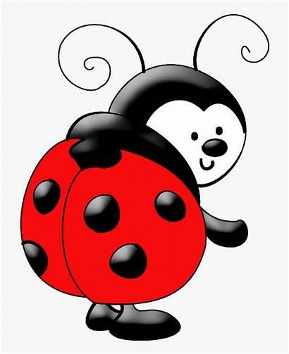 Clip Ladybug Lady Library Branch Ladybugs Bugs