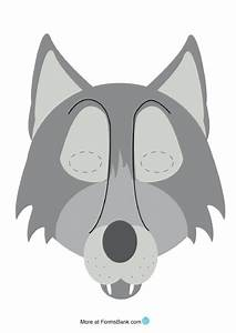 Blood Pressure Chart For Kids Wolf Mask Template Printable Pdf Download