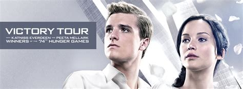 new catching fire posters featuring the victory tour of
