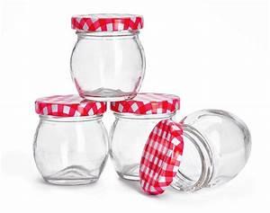 Glas Mit Schraubdeckel : vbs marmeladenglas mit schraubdeckel einmachglas bauchig 4 st ck online kaufen otto ~ Eleganceandgraceweddings.com Haus und Dekorationen