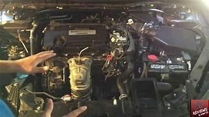 Honda Accord 2013  Under The Hood Tutorial