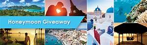 honeymoon giveaway by elite travel With win a free honeymoon