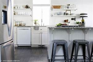 fall house tour 2015 jones design company With what kind of paint to use on kitchen cabinets for cheap black candle holders