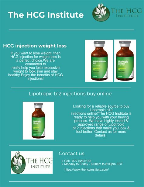 B12 Lipotropic Injections Side Effects