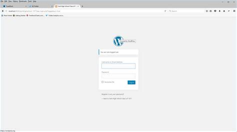 Wordpress Customize Wp-admin Login Page Logo Using How To Refinish Kitchen Sink Diy Replacement Blanco Composite Sinks Faucet Shelf For Over Cheap Stainless Steel Best Mixer Taps Sewage Smell From