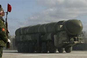 Russia To Conduct Last Test Of New Ballistic Missile In ...