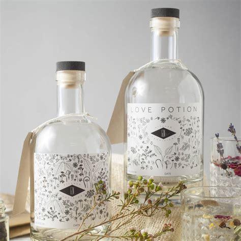 bespoke wedding gin gift kit  kitchen provisions