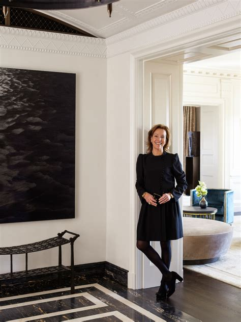 Qa With Architectural Interior Designer Suzanne Lovell By