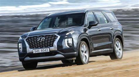 2020 Hyundai Palisade Release Date by 2020 Hyundai Palisade Colors Release Date Redesign Price