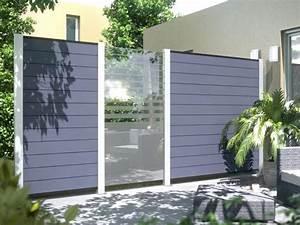 Zaun Aus Glas : system glas und wpc zaunanlage 2 zaun ~ Yasmunasinghe.com Haus und Dekorationen