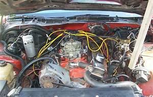 Vacuum Lines On Quadrajet Carburetor  U2022 Vacuumcleaness