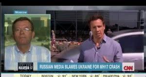Aereo abbattuto, lite tra giornalisti Cnn e Russia Today ...