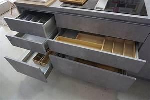 Küche In Betonoptik : abverkauf k che in betonoptik k chendesignmagazin lassen ~ Michelbontemps.com Haus und Dekorationen