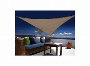 Voile D Ombrage Australienne : voile d 39 ombrage triangulaire 3 60 m austral 180g m ~ Melissatoandfro.com Idées de Décoration