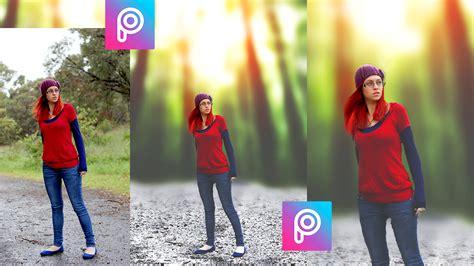 change background  picsart hdr effect picsart