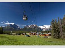 Lake Louise Gondola Sightseeing & Grizzly Bear Viewing