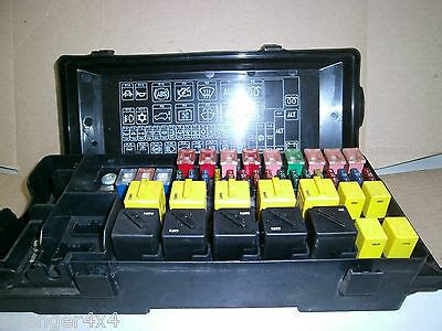 Rover 75 Bonnet Fuse Box by Land Rover A Fuse Box Fuse Box For Sale New And Used