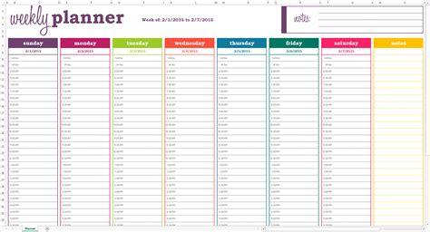 calendar templates weekly weekly calendar excel weekly calendar template