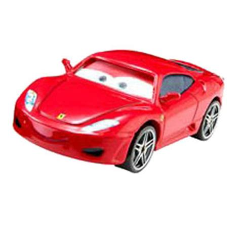 disney cars ferrari cars character car die cast fred