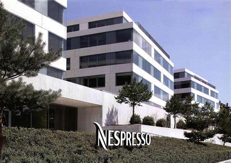 siege nespresso nespresso lausanne remattus