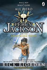 Percy Jackson And The Lightning Thief The Graphic Novel