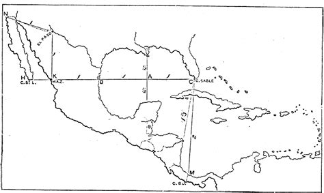 drawing mexico  central america