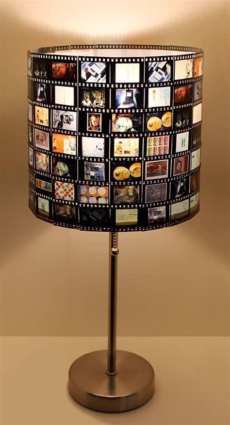 Super Cool Closet  Super Cool Diy Slide Film Lamp Shade