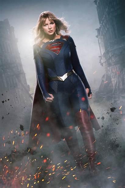 Supergirl Melissa Benoist Wallpapers 4k Shows