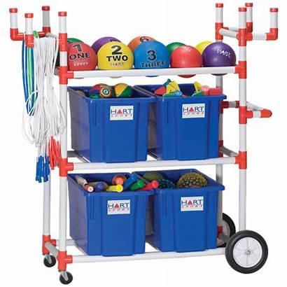 Rack Storage Hart Layer Racks Pvc Sport