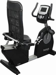 Tunturi E504 Recumbent Bike