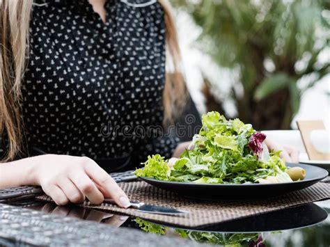balanced restaurant breakfast menu healthy eating stock